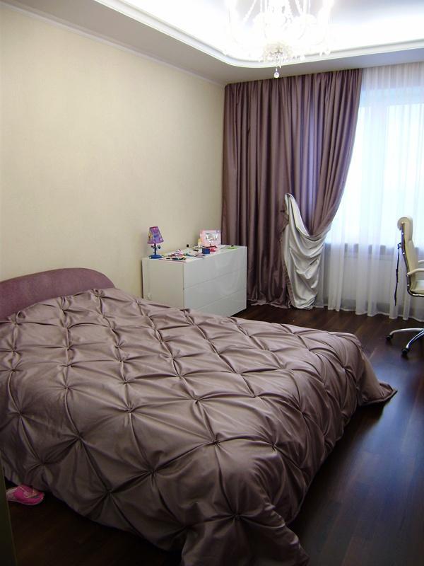 шторы красивые для спальни фото